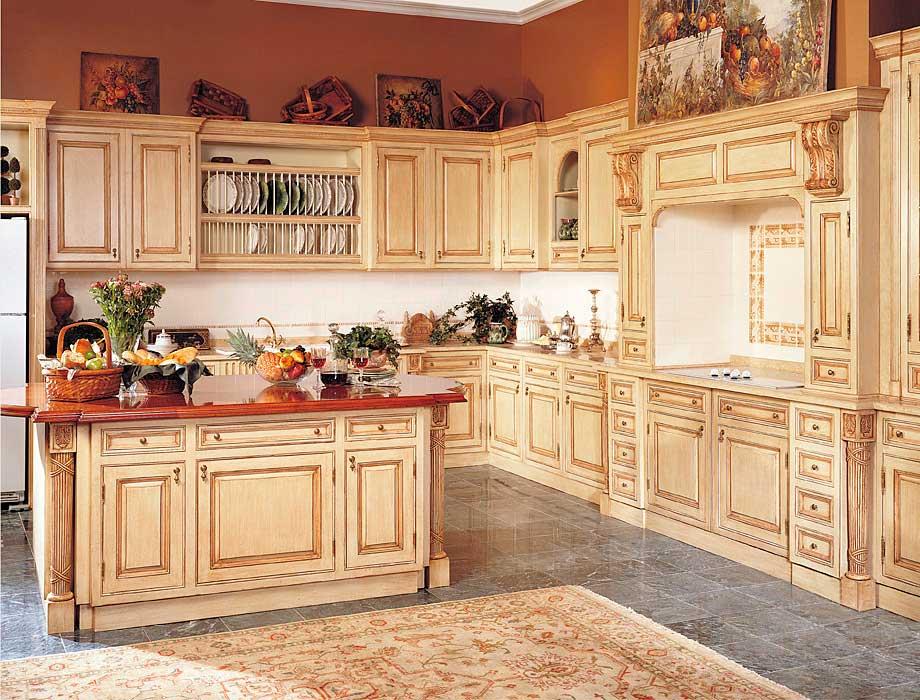 Кухня Леонардо